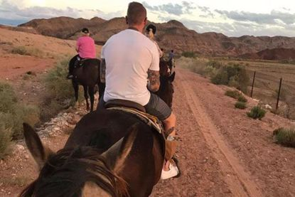 Picture of Maverick Horseback Breakfast Ride