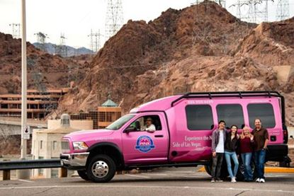 Picture of Hoover Dam Jeep Tour