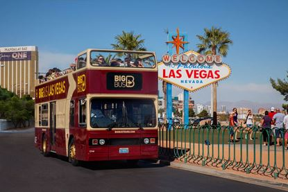 Picture of Big Bus Tours Las Vegas by Night