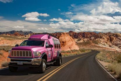Picture of Valley of Fire Jeep Tour
