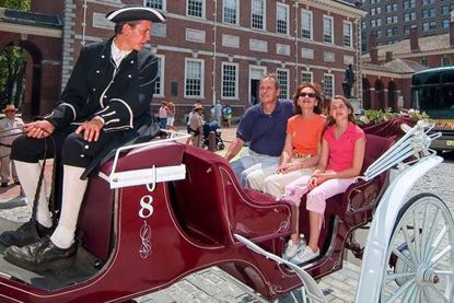 Picture of Philadelphia 20 Minute Carriage Tour