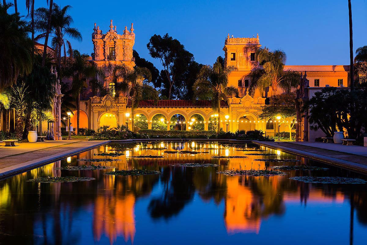 See Balboa Park in a different light