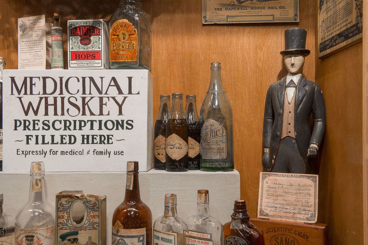 Prohibition through the Centuries