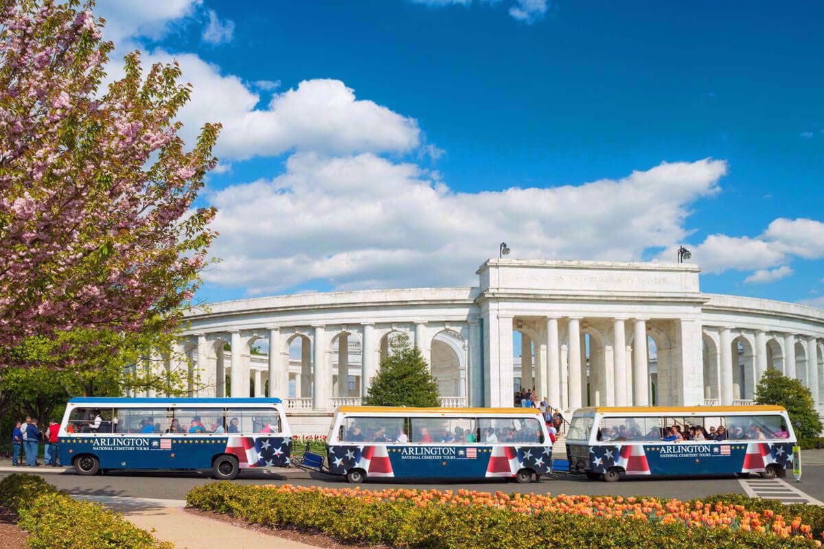 Arlington National Cemetery Tour