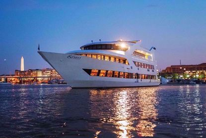 Spirit of Washington DC Dinner Cruise