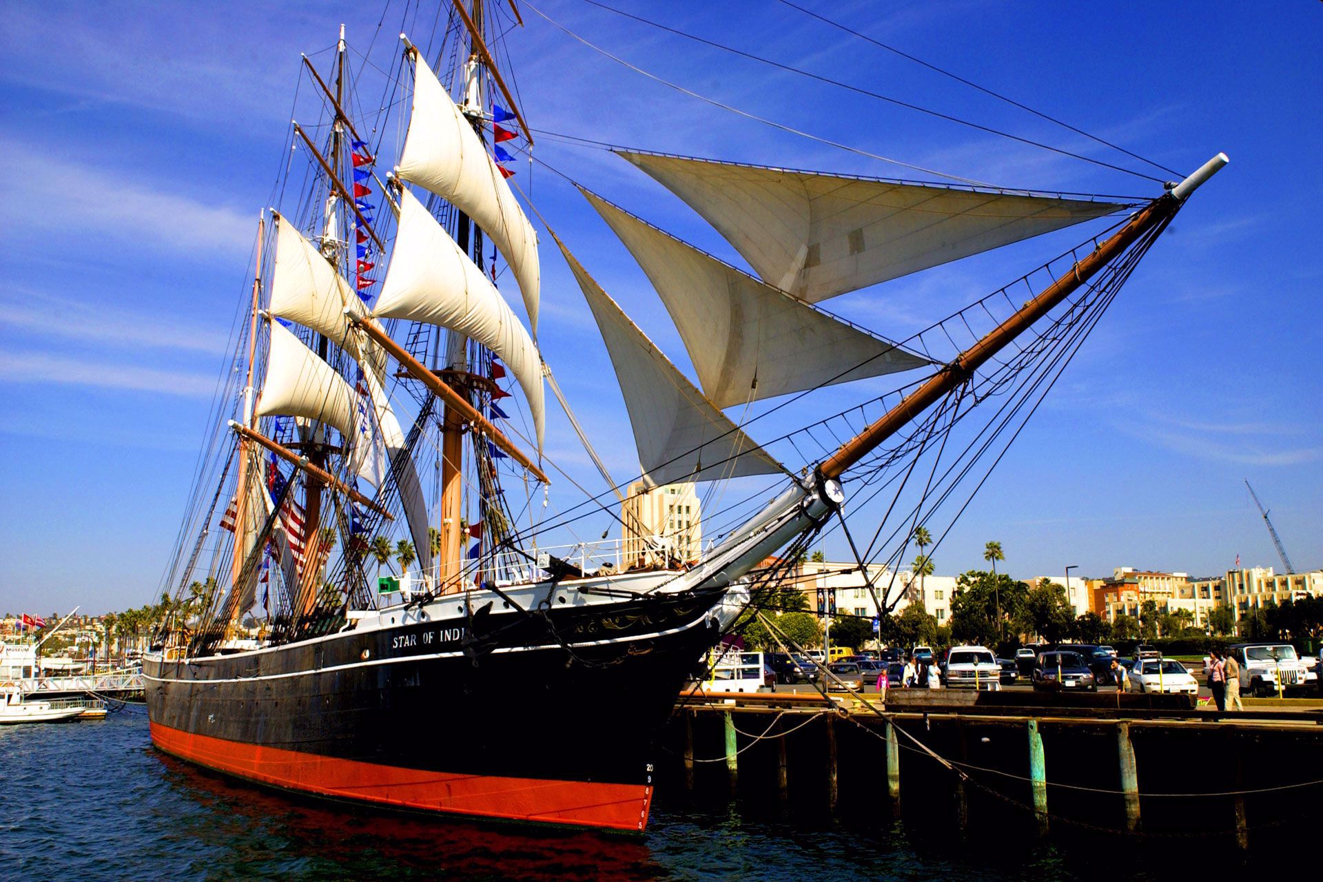 Restore, maintain and operate historic vessels