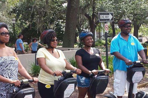 Learn Savannah's history the fun way