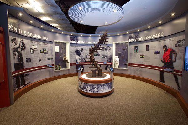 Legacy exhibit