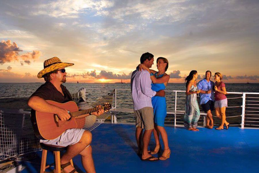 Live music by Key West's finest musicians