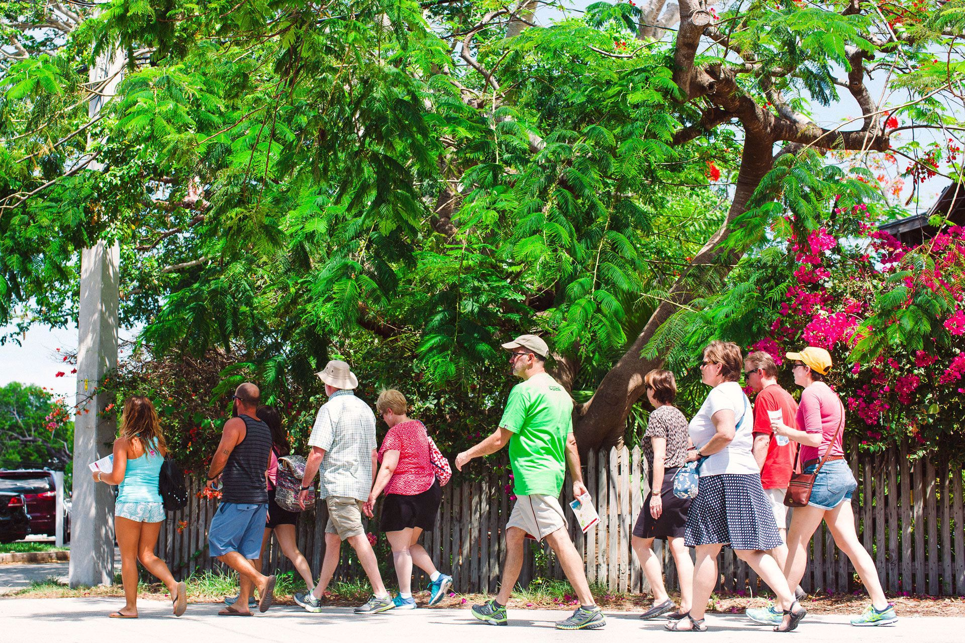 Learn about Key West's history