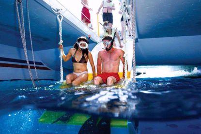 Rum and Reggae Snorkeling Sunset Combo