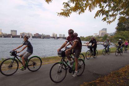 Tour de Boston - Sunset Edition