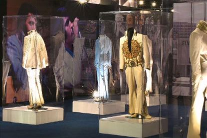 Immerse yourself in Elvis' life