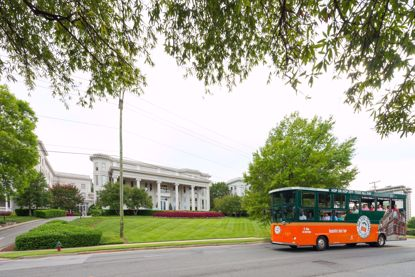 Old Town Trolley and Belmont Mansion Tour