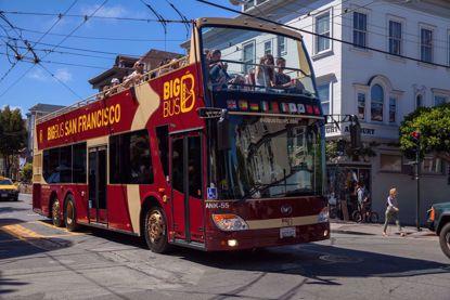 Big Bus of San Francisco