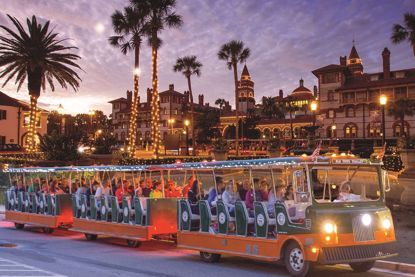 St Augustine's Famous Nights of Lights
