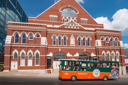 Nashville Old Town Trolley City Tour