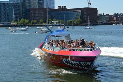 CODZILLA Thrill Boat Ride-Midweek