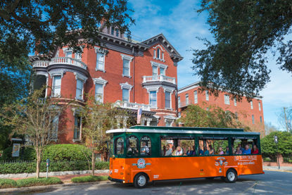 Partners in Preservation and Old Town Trolley Package