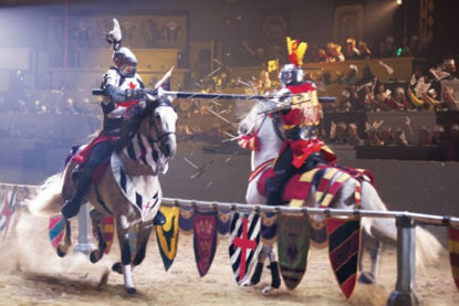 Medieval Times Dinner & Tournament-Maryland