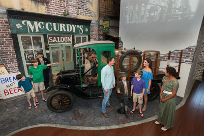Guided Tour of the American Prohibition Museum